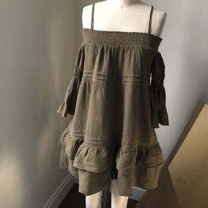 WORN ONCE FOR PHOTOSHOOT Tunic/dress size M